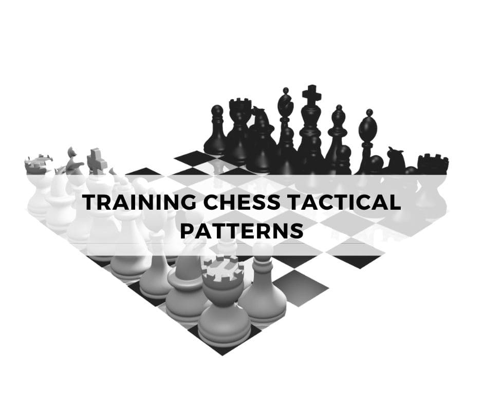 Training Chess Tactical patterns
